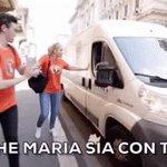 """""""Che Maria sia con te!"""" DAJE @michele_bravi!   #MariaExpress  #MaiUnaGioia https://t.co/SVLXrlEcWT"""