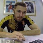 Us waiting for the paperwork to be completed… #GunnerShkodran #BienvenidoLucas https://t.co/0OLje4ys2o
