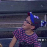 .@_squintz welcome to Cleveland -- nice catch on Rajs homer! https://t.co/tzhQp1pnof