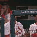Stand up if you pitched awesome on your birthday and your team won! #STLCards https://t.co/eJowbHNJqU