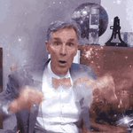 In 2017, were doing a talk show with @BillNye. Its an experiment. https://t.co/gE4bOIhV6a