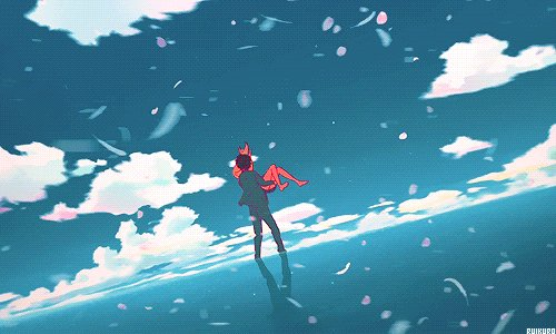 —Your Lie in April [ 四月は君の嘘 ]• Simplemente hermoso.• I'm sti