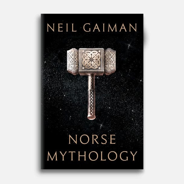 .@neilhimself's NORSE MYTHOLOGY. Coming 2/7/17. Preorder your copy today: https://t.co/6sboq5ZXNs https://t.co/rhAWspjya3