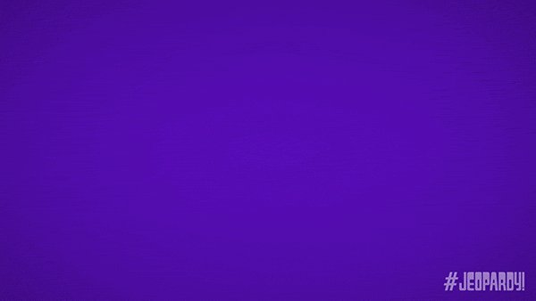 We miss @Prince so much, we created an entire gameboard in his honor. Wear purple today and nail these clues on J! https://t.co/XwCbLHtNcp