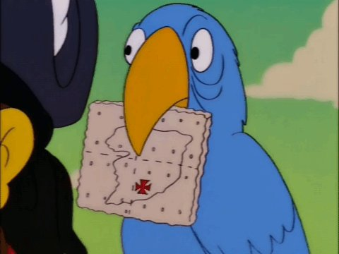 """""""I've drawn a map on this cracker, which Polly will hold for safekeepin'."""" https://t.co/ci5FqTTKke"""