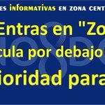ℹ️ Atent@s NUEVAS SEÑALES INFORMATIVAS en CENTRO #Sevilla #Movilidad #MueveteporSevilla @Ayto_Sevilla 🚗🚲🏃🚲🏃🏃🚲🏃🚗 https://t.co/4ElLmUlujI