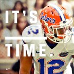 Game Day. #GoGators https://t.co/XIayp1oHwS