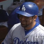 .@Adrian_ElTitan with a 2-run single in the seventh! #Dodgers now lead, 10-0! #LetsGoDodgers! 👏👏👏👏 https://t.co/6qyzAMeOrN