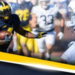 Michigan had 326 yards rushing today - the most coming from DeVeon Smith. #GoBlue https://t.co/N13tNKrF8h