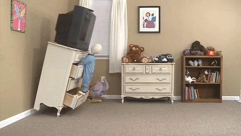 Know where to find the problem: 42% of tip-over deaths occur in bedrooms #AnchorIt https://t.co/X1f391L0Sf https://t.co/kZ1K2OWCSh