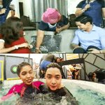 """From """"One foot; no touch."""" to """"What is space?"""" A lot has changed in a span of one year. 💘   #ALDUBIkawLang https://t.co/vn1syHk2Li"""