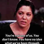 """greys anatomy is just a tv show"" https://t.co/NYbIQau8g3"