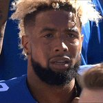 Heres video of Odell Beckham crying on the sideline. Josh Norman is def in his head https://t.co/3k3heX3vr4 https://t.co/W7obHIZrk0