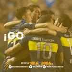 ¡Gooooooolaaaaazooooooooooooo de @PipaBenedetto! #Boca 2- #Quilmes 1 ¡#VamosBoca! https://t.co/rz3ssOG49v