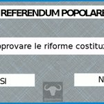 Pronta la scheda per il #ReferendumCostituzionale del #4dicembre https://t.co/bVmmBtLyRn