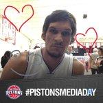 #PistonsMediaDay BOBAN!!! https://t.co/qeevbvTTMH