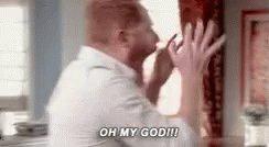 Cuando te enteras que Will & Grace va a volver a la tele #WillAndGrace https://t.co/RlAda4msMj