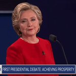 "Donald Trump has now interrupted Hillary Clinton 19 times during #DebateNight: ""Wrong, wrong, wrong."" https://t.co/9lB0ndWKkK"