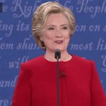 Heres the Clinton reaction GIF youre all looking for #debatenight https://t.co/B2vUFNhE2c https://t.co/WzoCHv3RPC
