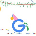 #گوگل ۱۸ ساله شدنش رو با این لوگو جشن گرفته! https://t.co/c46Tlp1TKD