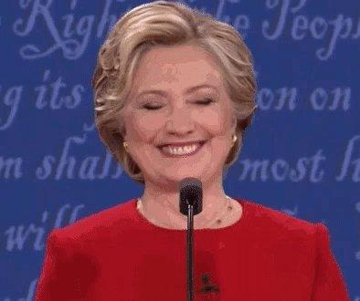 'Hillary's Shimmy' is now a thing on social media https://t.co/1Npkf1yMwB #debatenight https://t.co/2g7ZcRnjBD