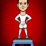 ¡Esta centena sí pesa! 👏👏 🎉 Felicidades @CH14_ por los primeros 100 goles 💪 🇮🇩 ⚽ #CanteraRojiblanca https://t.co/qCHYJuzj5S
