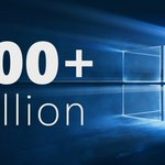 More than 400 million monthly active devices are now running #Windows10. https://t.co/dJaMV85Tp4