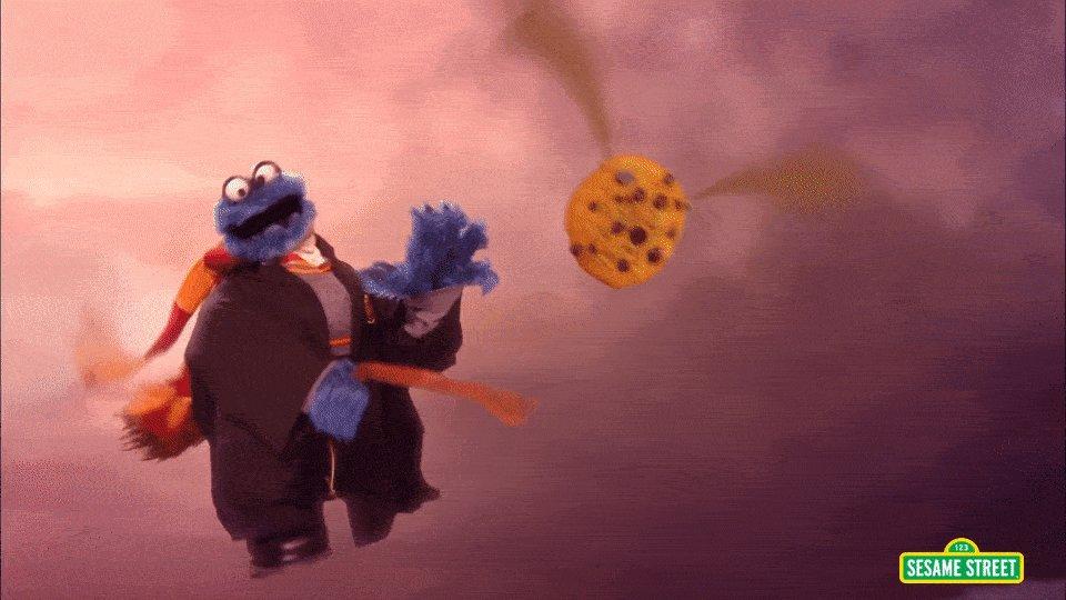 うぉぉぉぉぉぉ、クッキーまてーーー!-ファリー・ポッター https://t.co/ScGGGOQTNx