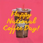 Its our fave day #NationalCoffeeDay! From now until 6 PM RT this post to win a $10 gift card...were giving one away per hour! <3 https://t.co/BwId5tVc9Z