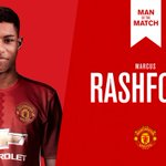 Retweet to cast your Man of the Match vote for Marcus Rashford. #MUFC https://t.co/eKuz2U4ahw