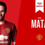 Retweet to cast your Man of the Match vote for Juan Mata. #MUFC https://t.co/Hpz88oGcyD