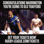 See you at #GrandFinal2016 @wolvesrl! 👏 https://t.co/wHCqU0NMJN