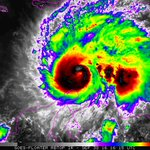 Hurricane Matthew now an extremely dangerous Category 4 storm with 150 mph winds https://t.co/r7bNyJecqG https://t.co/ZUcHgcIA3Z