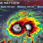 Sustained winds of #HurricaneMatthew is now 140 mph. Category 4 Hurricane. https://t.co/D8e1HHH06v