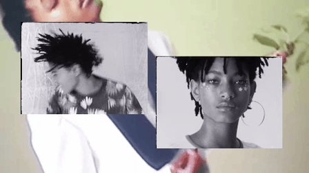 YouTube @YouTube: Girl Almighty.  New @OfficialWillow video is mysterious, gorgeous → https://t.co/zYIWsNXI9P https://t.co/GhxBi8PvHe