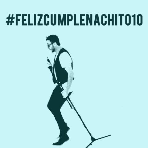 #FelizCumpleNachito10 @Nachito10