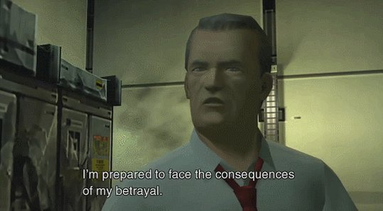 Metal Gear Solid 2 truly was ahead of its time https://t.co/SE7VilJ6js