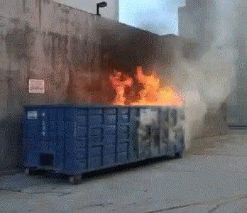 Actual footage of Trump right now. #debate #debate2016 #debates https://t.co/cRJJJhRrec