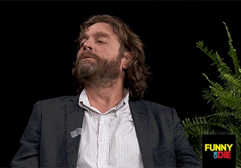 This would be so much better if they would place two ferns on the set and let  zach galifianakis moderate.  #debate https://t.co/S0wuNtA77Q