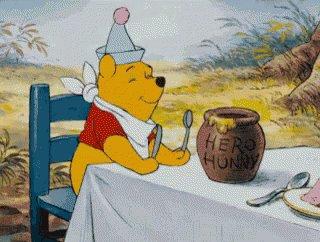 A Happy 90th Birthday Pooh!