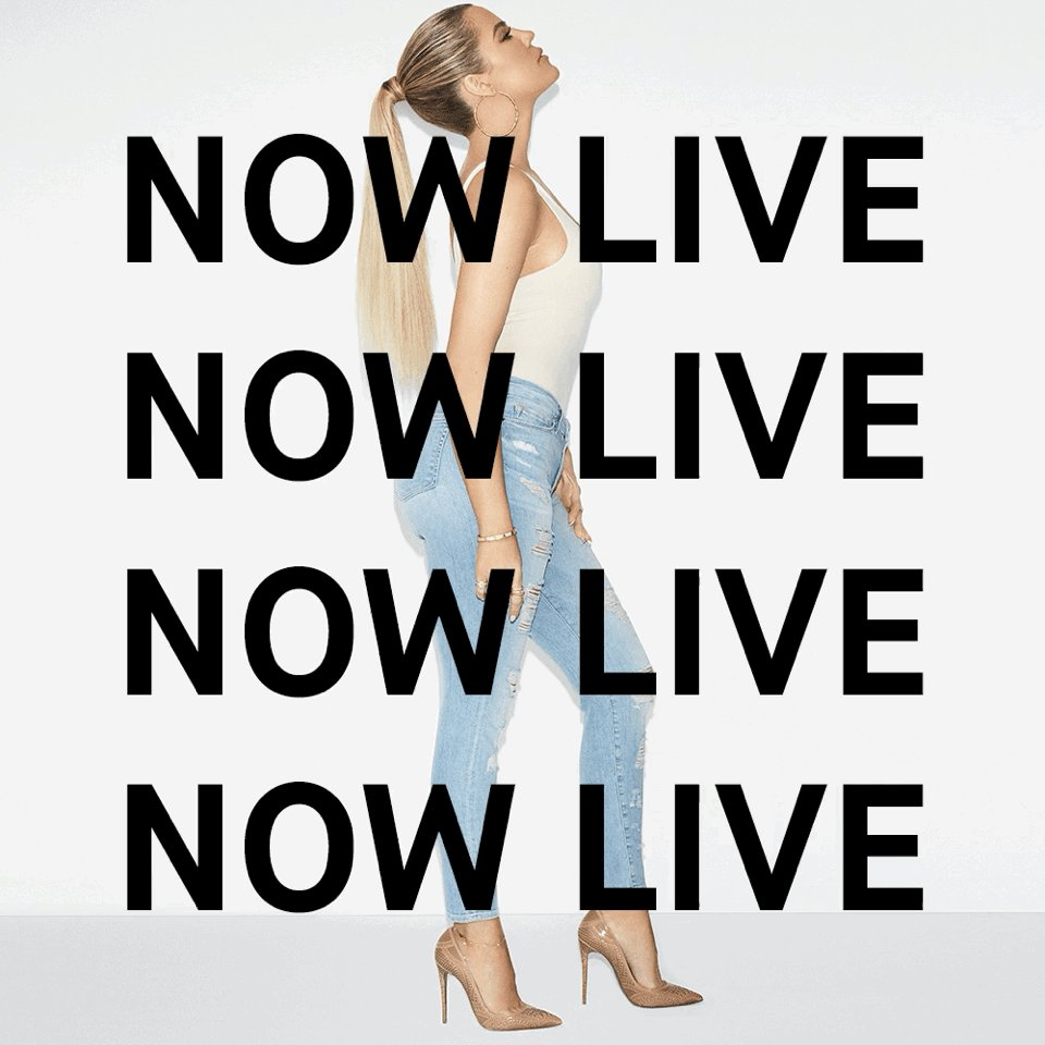 My denim line is here!! For women everywhere of ALL shapes and sizes! https://t.co/ibYoKBovfA https://t.co/FSaCHGhVQn