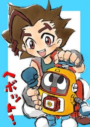 ヘボット!続きの続き by 70_rir  #kakooyo kakooyo!でこんなに時間かけて描いたの初めてだよ。