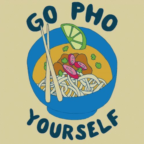 Go pho yourself! #phorrito https://t.co/qwLlx5tGfW