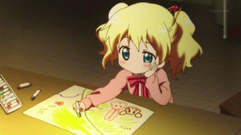 アリスちゃんとかいう見た目は子ども、中身も子どもな高校生が観れるアニメ、それがきんいろモザイク。