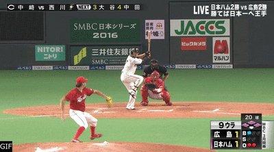 【日本シリーズ】日本ハム西川、サヨナラ満塁ホームランwwwwwwwwww   blog.livedoor.jp/yakiusoku/arch…