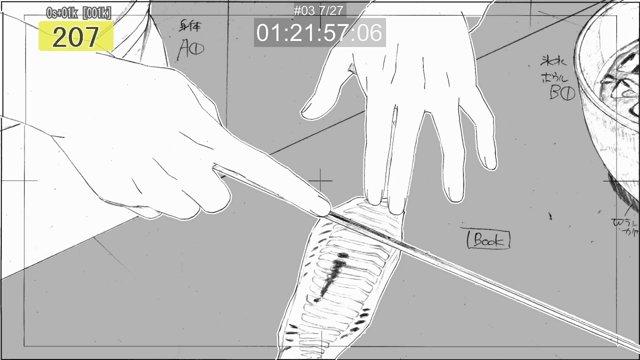 """フジテレビ""""ノイタミナ""""にて『舟を編む』第3話をご視聴頂きありがとうございました<(_ _)>それでは皆様、"""
