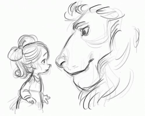 If Narnia was animated again, I would accept this look. https://t.co/F5bBsJ7gzj
