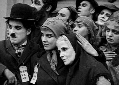 Required viewing today: Chaplin's THE IMMIGRANT https://t.co/SSlTBNJD11
