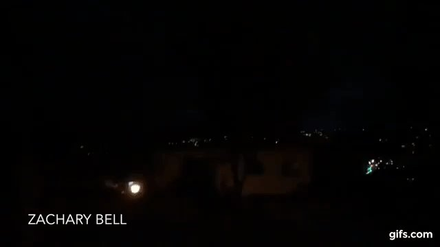 'Earthquake lights' illuminate NewZealand sky during tremor (VIDEOS)