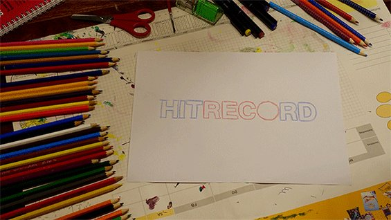 RT @hitRECord: What kind of HITRECORD projects have you been working on? https://t.co/nyGvs4xdXS https://t.co/D6kQpL1HVw